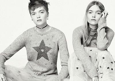 Рекламная кампания Dior весна-лето 2017