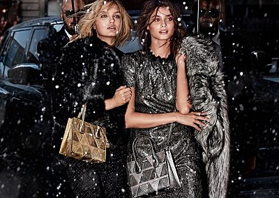 Рекламная кампания Michael Kors Holiday 2017