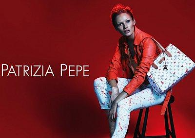 Рекламная кампания Patrizia Pepe весна-лето 2013
