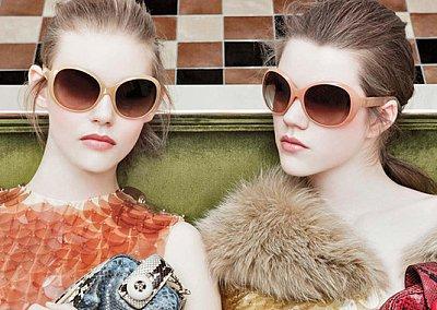 Рекламная кампания Prada осень-зима 2011-2012