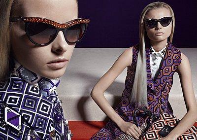 Рекламная кампания Prada осень-зима 2012-2013