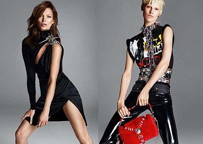 Versace осень-зима 2013-2014