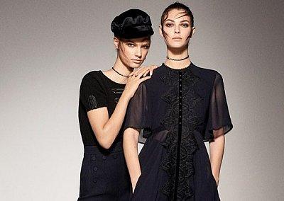 Рекламная кампания Zara осень-зима 2017-2018