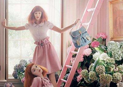 Рекламный ролик Mulberry весна-лето 2011