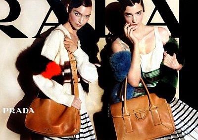 Рекламный ролик Prada весна-лето 2011