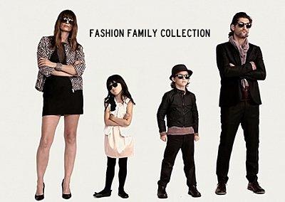 Рождественская коллекция H&M Fashion Family. Видео