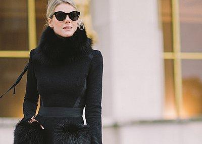 Street style на Неделе высокой моды в Париже весна-лето 2016
