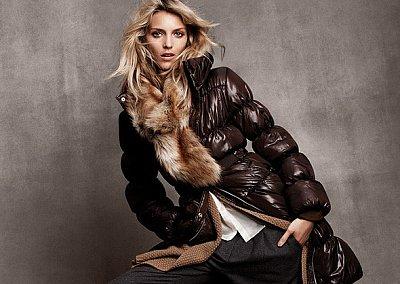 Зимний лукбук H&M 2011