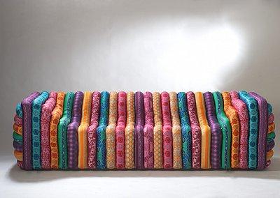 Модный диван от Versace