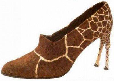 Необычная обувь (часть 2). Фото
