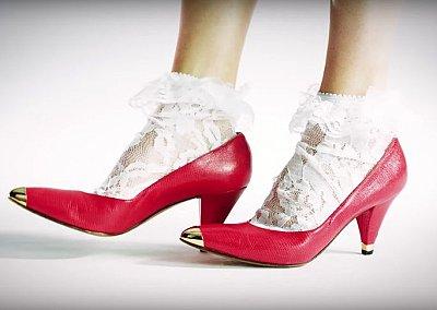 Видео дня: эволюция обуви на каблуке