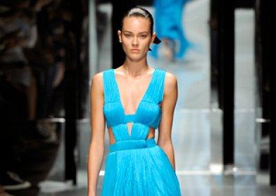Versace весна-лето 2011