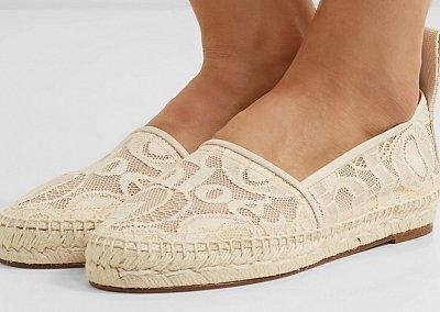 Модная обувь лета: эспадрильи