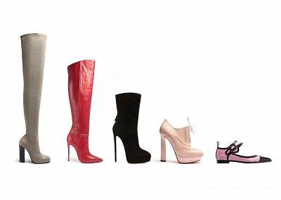 Модная обувь осень-зима 2013