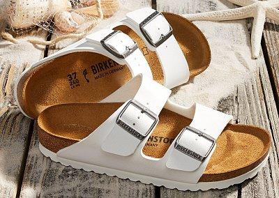 Модная обувь сезона: биркенштоки
