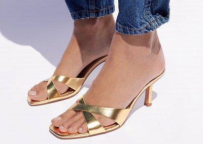Модная обувь сезона: мюли
