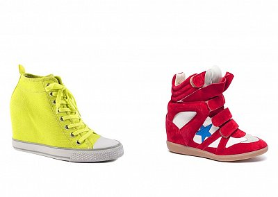 Модная спортивная обувь 2013