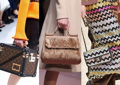 Модные сумки осень-зима 2015-2016