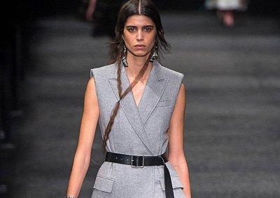Серый - модный цвет сезона
