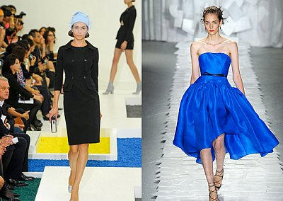 Тенденции моды - стиль 50-х годов