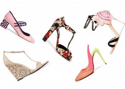Топ-25 лучших пар обуви сезона весна-лето 2016