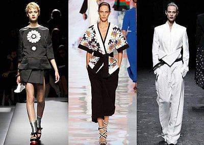 Восточный стиль - модный тренд сезона