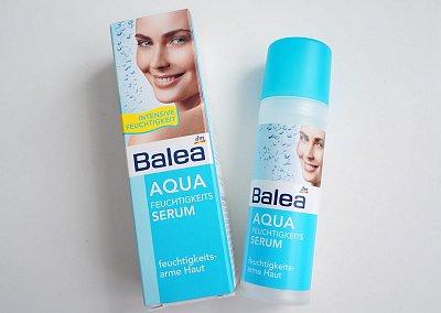 Сыворотка для лица Balea Aqua feuchtigkeits serum