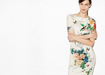 Лукбук Zara апрель 2013