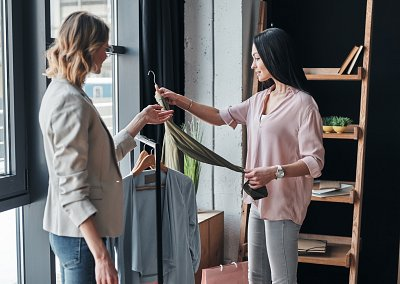 Что такое шоппинг-сопровождение?