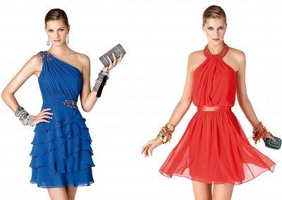 Коктейльные платья La Sposa 2014