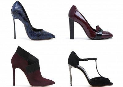 Коллекция обуви Casadei Pre-Fall 2015