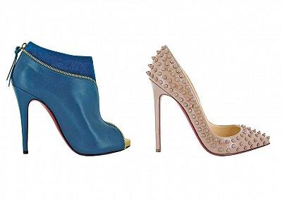 Коллекция обуви Christian Louboutin осень-зима 2012-2013