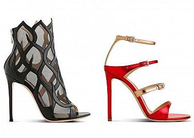 Обувь весна-лето 2014 от Gianvito Rossi