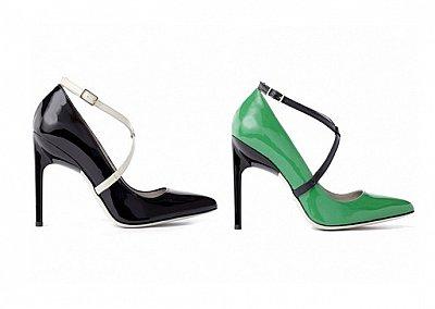 Коллекция обуви Jason Wu Pre-Fall 2012
