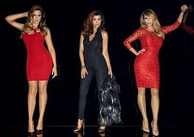 Коллекция сестер Kardashian для Lipsy London