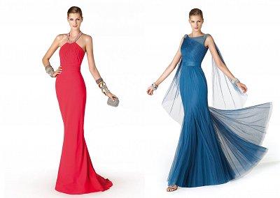 Коллекция вечерних платьев La Sposa 2014