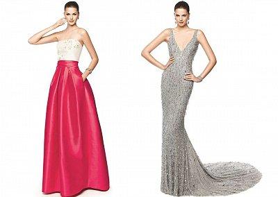 Коллекция вечерних платьев Pronovias 2015