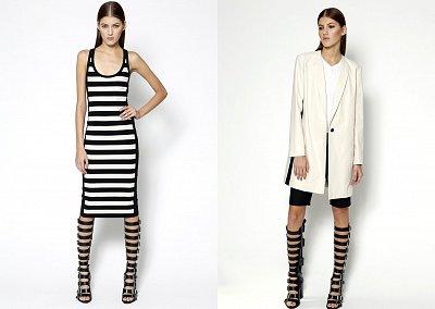 Коллекция женской одежды DKNY
