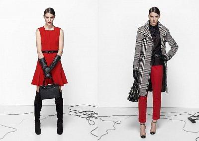 Коллекция женской одежды Karen Millen осень-зима 2012-2013