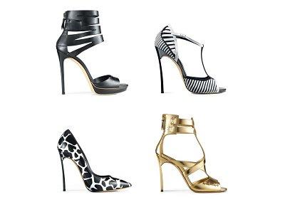 Круизная коллекция обуви Casadei