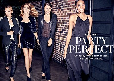 H&M Party Perfect