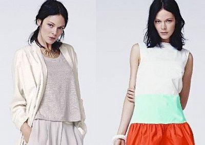 Лукбук H&M весна-лето 2012