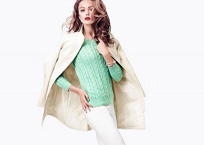 Лукбук H&M зима 2013