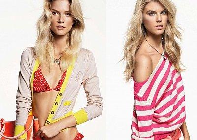 Лукбук Juicy Couture Весна-Лето 2012