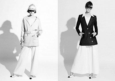 Лукбук круизной коллекции Chanel 2014