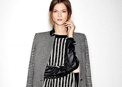 Лукбук Zara декабрь 2012