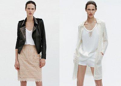 Лукбук Zara июнь 2012