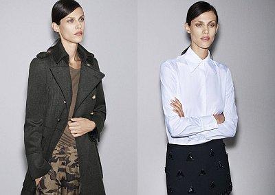Лукбук Zara октябрь 2012