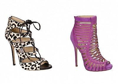 Модная обувь весна-лето 2012 от Jimmy Choo