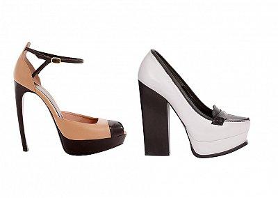Модная обувь весна-лето 2013 от Alexander Mcqueen
